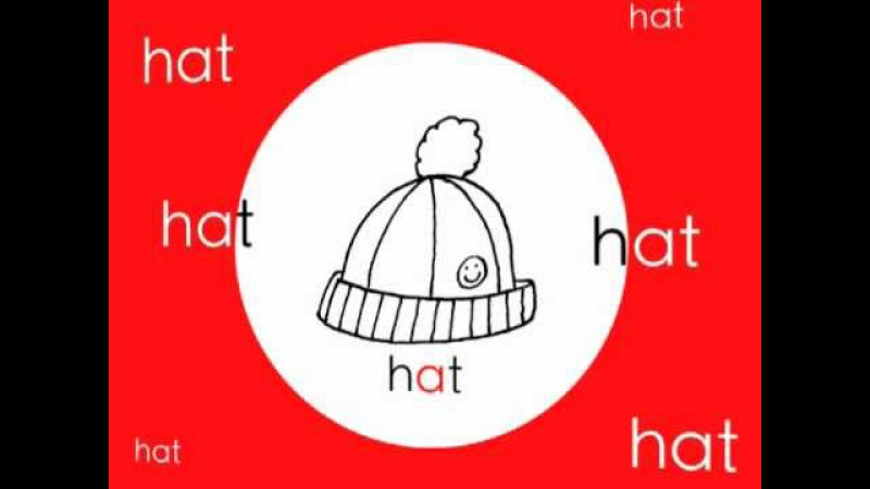 Clothes Flashcards - My Clothes Phonics and Word Families