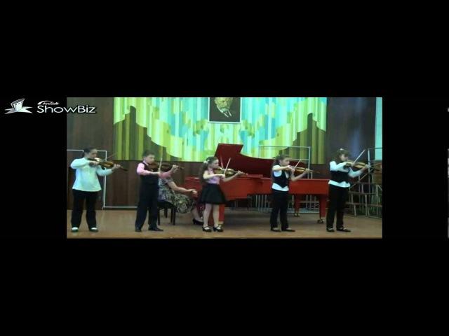 JS Bach-Gounod, A Dvořák, W Gillock