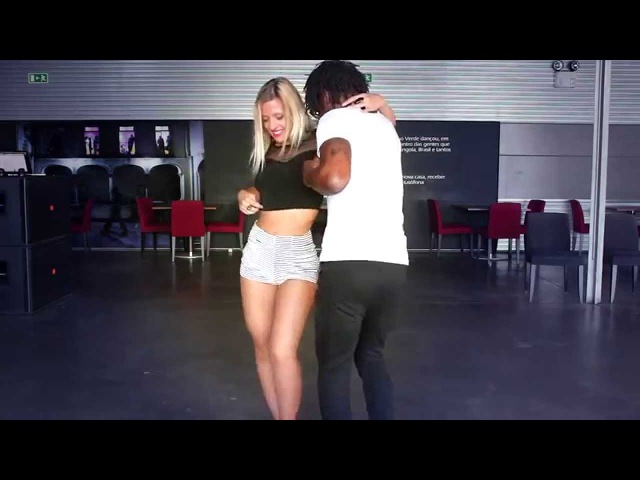 KIZOMBA TOP MOVES AND STEPS- By Lisa Mandela(OFFICIAL VIDEO) Don Kikas - EM CHAMAS