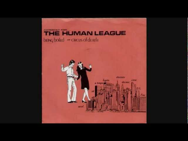 The Human League - Being Boiled (1978)