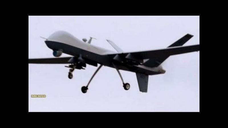 MQ-9 Reaper / Разведывательно-ударный БЛА ВВС США