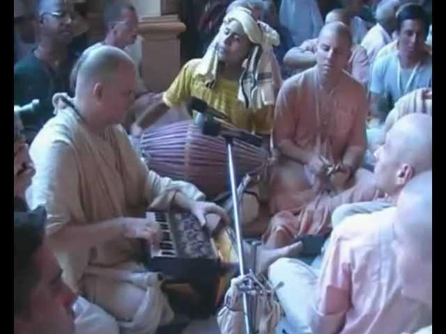 Aindra Prabhu Gaura Purnima 2005