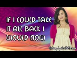 Camp Rock 2 - It's Not Too Late (Lyrics On Screen) HD