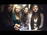Девушки Поют Хором Русскую Народную Песню!