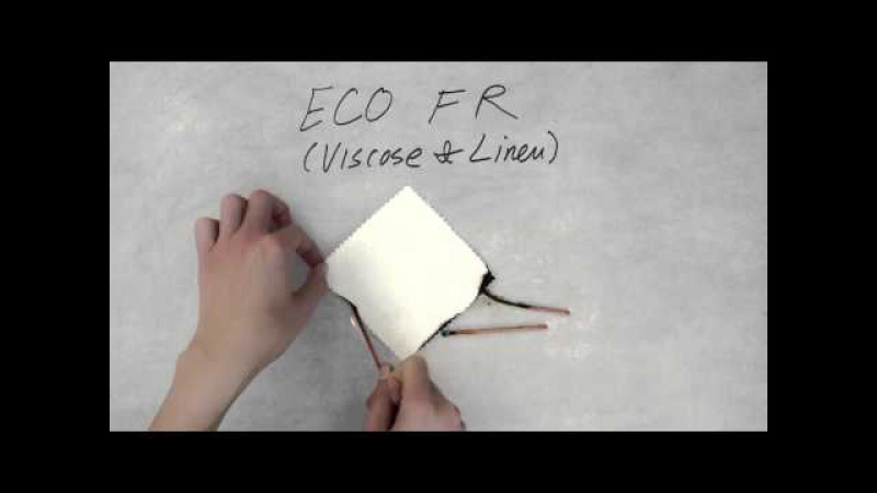 ECO FR by Christian Fischbacher׃ Революционные инновации в текстиле
