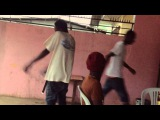 Ntcham new Dance from Gabon (music by Tiffany ft Fuse ODG)