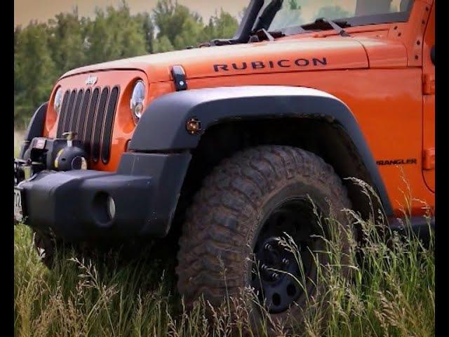 Jeep - Rubicon - Wrangler - беру!