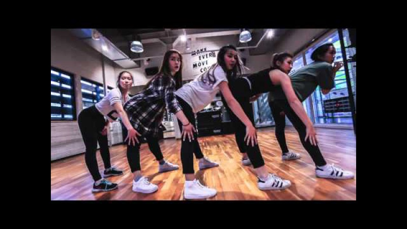 DeeWunn ft. Marcy Chin - Mek It Bunx Up | OVD Choreography
