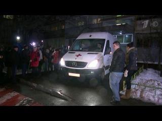 В Москве при аварии лифта погиб ребенок - Первый канал