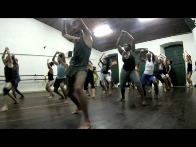 Tatiana Campêlo - Dança Afro-Brasileira