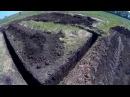 Траншея под фундамент копать своими силами или трактором