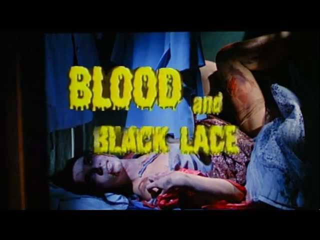 Blood and Black Lace | Trailer | 1964