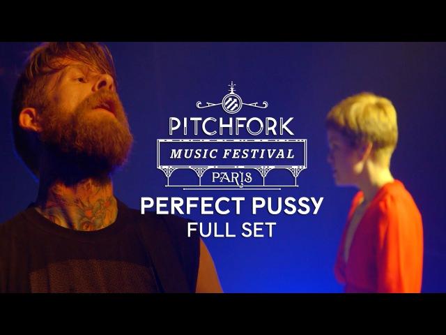 Perfect Pussy | Full Set | Pitchfork Music Festival Paris 2014 | PitchforkTV