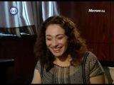 Regina Spektor gives interview in Russian English subtitles