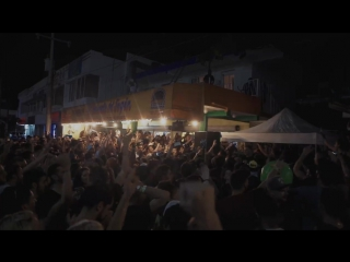 Richie Hawtin and Dubfire #TechnoTacos The BPM Festival