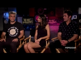 Zac Efron and Emily Ratajkowski Love Chuck Berry - Video - POPSUGAR Celebrity.ts