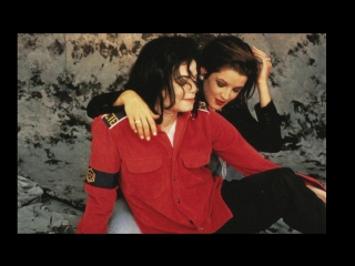 Michael & Lisa Marie