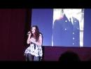 Всероссийский конкурс Я автор Гала-концерт Мария Копица песня Мальчишки кадеты