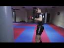 Муай тай-тайский бокс Комбинации - разноуровневая рубка.Виталий Варченко.