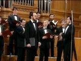 Камерный мужской еврейский хор в Большом зале Московской консерватории