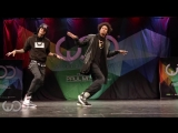 Les Twins || FRONTROW || World of Dance Las Vegas 2014 #WODVEGAS