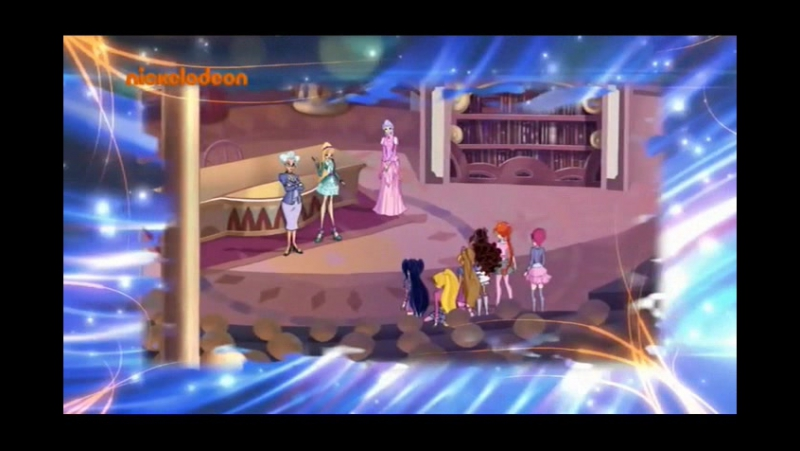 Winx Club 6x17 The Curse of Fearwood Preview [Serbian/Srpski]