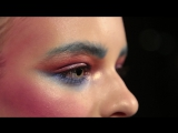 INGLOT Fashion MakeUp Aleksandra Matyushkina