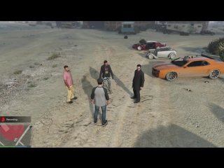Top gear - muscle car challenge - (gta 5) - part two