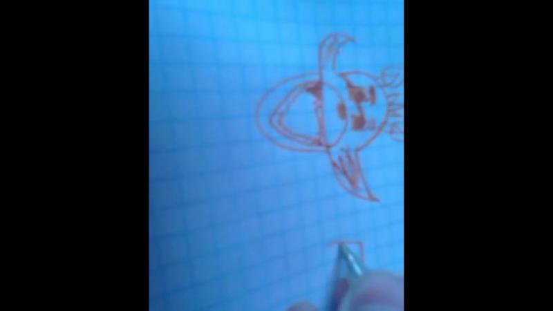 Как рисовать Фокси
