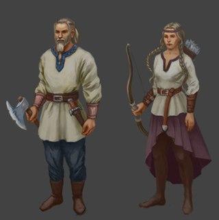 Графика персонажей