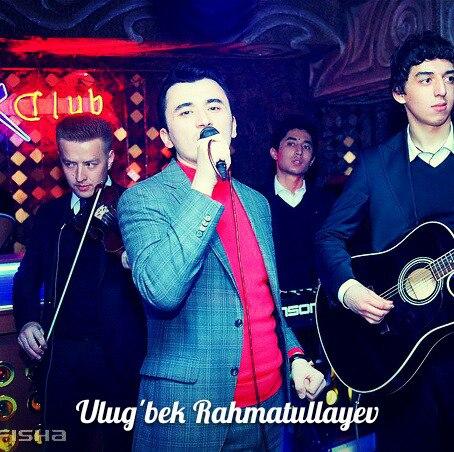 Ulug'bek Rahmatullayev 2016 konsertidan lavha