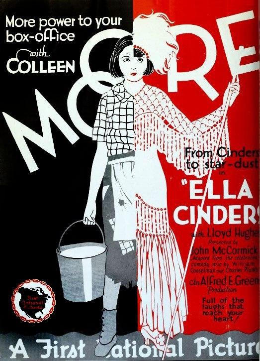 """Афиша Владивосток Комедия """"Элла Синдерс"""" (Ella Cinders, 1926)"""