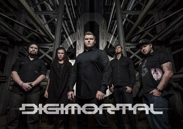 Новый альбом Digimortal