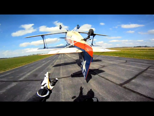 GoPro HD Airplane Tail Grab with the Werth Brothers