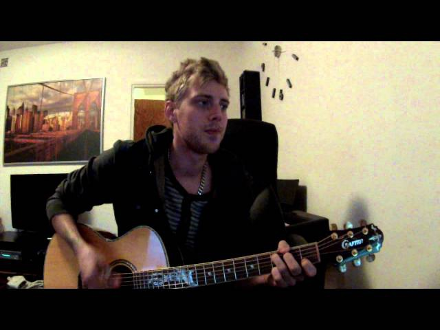 My darkest days - Can't forget you ( Cover), Simon Östman