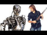 TERMINATOR 2. Official Soundtrack. HARD ROCK cover by ProgMuz!