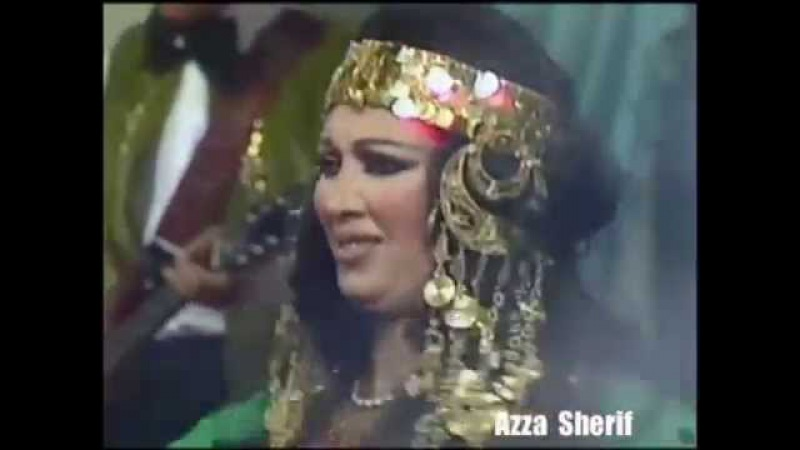 AZZA SHERIF EGYPTIAN BELLYDANCER - TRADITIONAL TABLEAUX TUNISIE