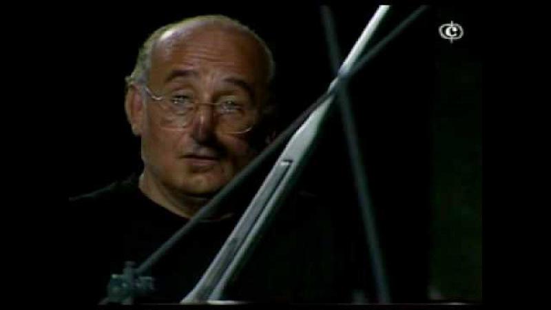 Friedrich Gulda - Bach Air in D Major (sulla quarta corda!)