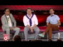 Comedy Club - Случай на американском радио [English accents]