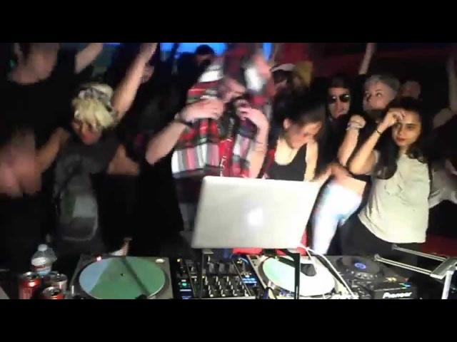 Shlohmo Boiler Room Los Angeles DJ Set