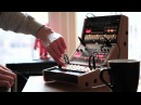 KORG VOLCA Keys Sample Beats Perfecting a Drop Live Tutorial Jam by justleroy
