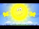 Самое солнечное поздравление с днем рождения. Анимационная открытка