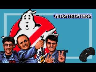 Ghostbusters [SEGA Mega Drive/Genesis]