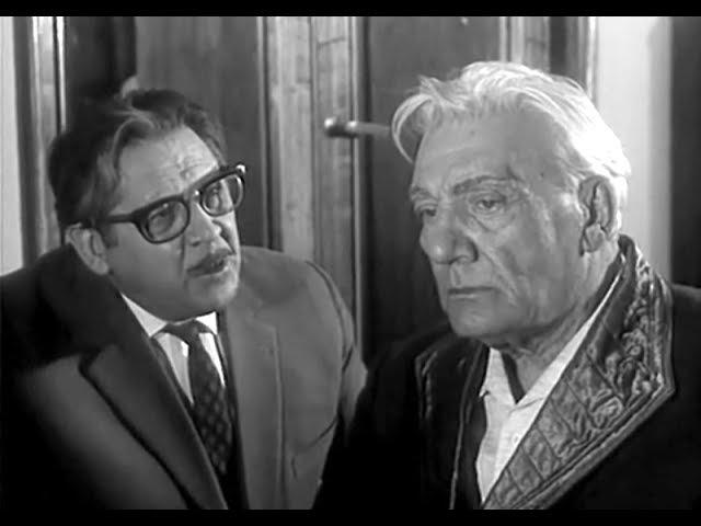 Последнее дело комиссара Берлаха Одесская киностудия 1971