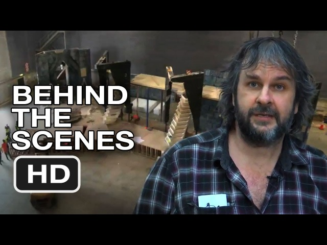 The Hobbit - Production Video 8 (2012) Peter Jackson Movie HD