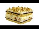 Торт Пани Валевская. Подробный видео рецепт.