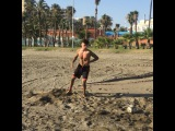 """Alex Craninx on Instagram: """"Un dia menos para volver 💪💪💪 con ganas ⚽️⚽️"""""""
