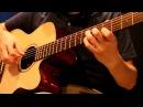 Ibanez AELBT1NT Baritone Acoustic Guitar