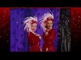 Marilyn Monroe &amp Jane Russell -Two little girls from Little Rock