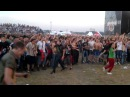The Prodigy Warriors Dance @ Maxidrom Moscow 28 05 2011